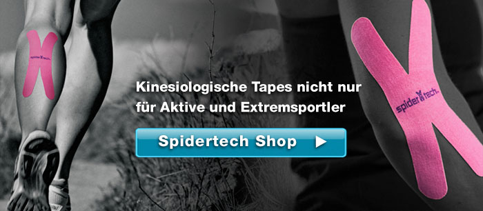 neuer SpiderTech Onlineshop