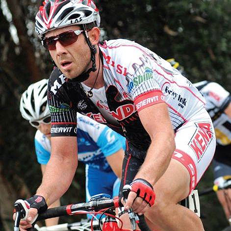 Ben Day, Pro Cyclist, United Healthcare Team