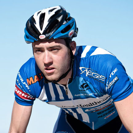 Jake Keough, Pro Cyclist, United Healthcare Team