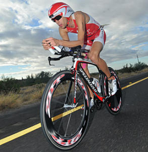 Jordan Rapp, Triathlete, 2012 Ironman Champion