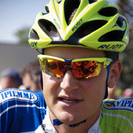 Ted King, Pro Cyclist