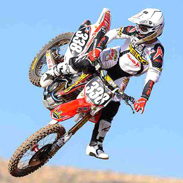 Zach Osborne, Supercross Star